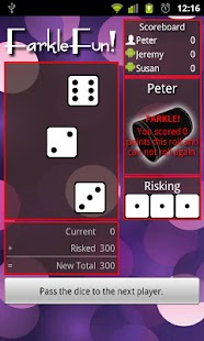 Farkle Fun Free- screenshot thumbnail