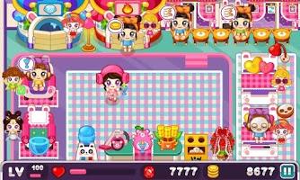 Screenshot of Judy's Spa Salon