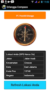 Erlangga Compass- screenshot thumbnail