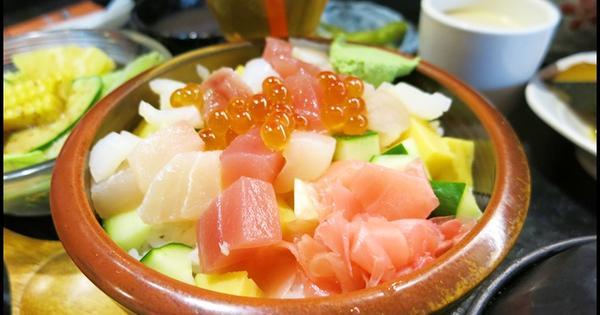 [ 圓山站美食 ] 漁陶屋日式料理~平價日式料理,單點勝套餐
