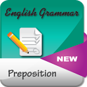 English Grammar – Preposition icon