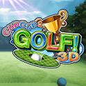 【無料ゴルフゲーム】Cup!Cup!Golf3D【数量限定】 icon
