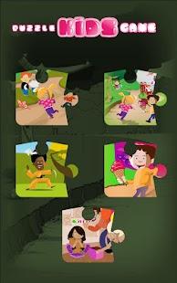 拼圖 兒童 遊戲