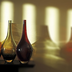Jags by Jim Moran - Uncategorized All Uncategorized ( glass, gass, light, sun, jars )