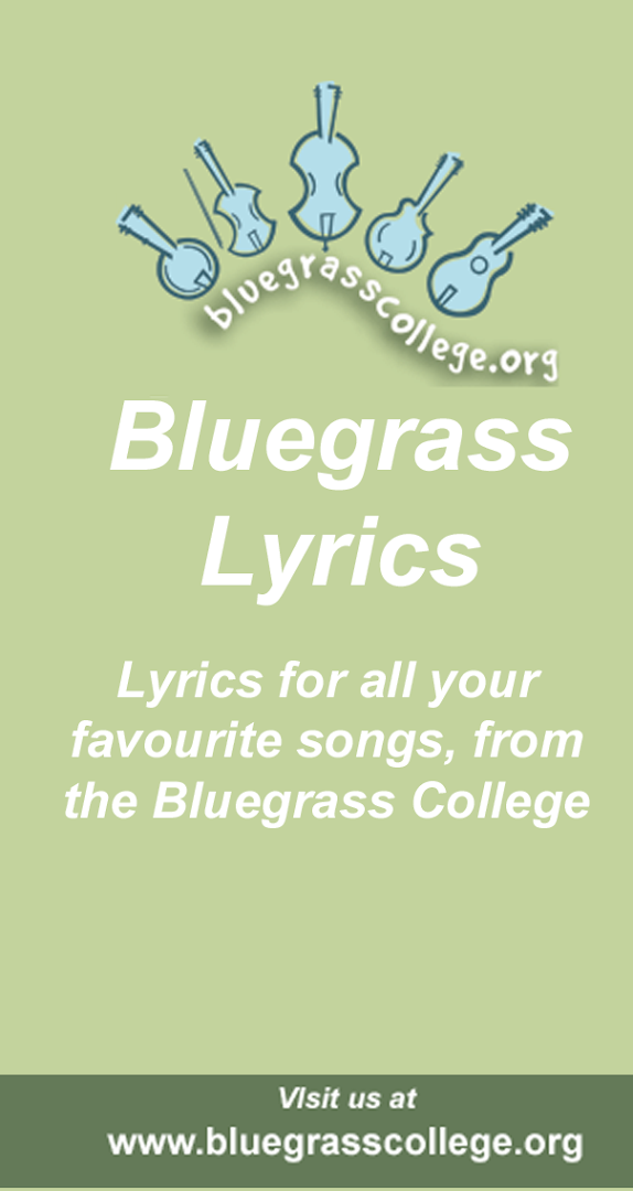 Lyric bluegrass song lyrics : Bluegrass Song Lyrics - Google Play Store revenue & download ...