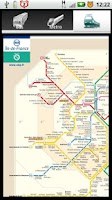 Screenshot of Paris Bus Metro Train Maps