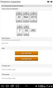 Easy Forms Pro - Mobile Forms- screenshot thumbnail