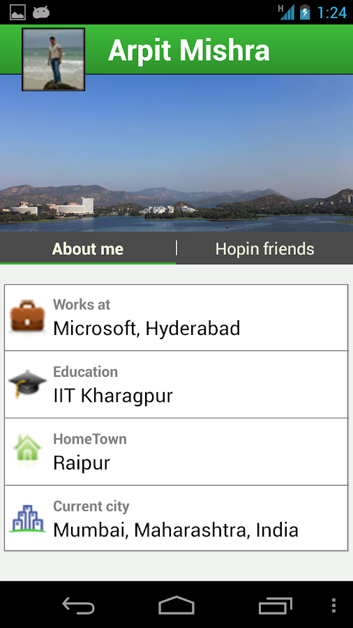 Carpool and RideShare - Hopin - screenshot
