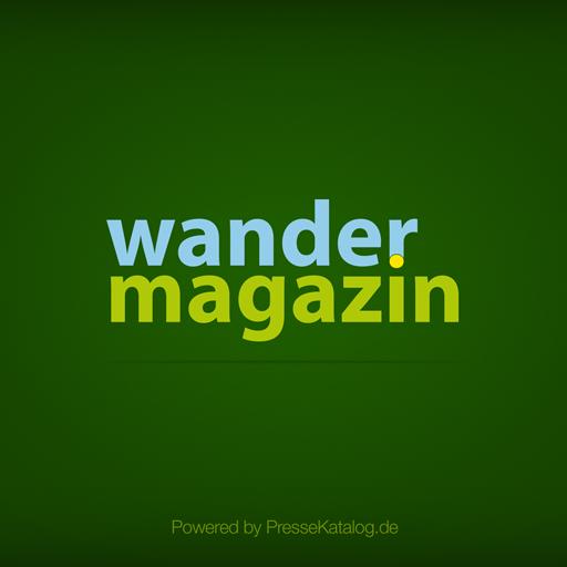 Wandermagazin - epaper LOGO-APP點子
