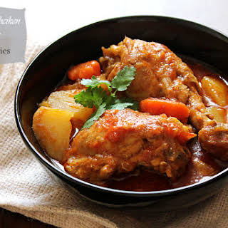 Arabian Chicken Stew.