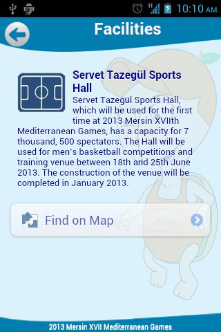 Mersin 2013 - screenshot