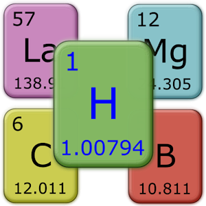 Periodic table 2018 chemistry in your pocket apk download periodic table 15 apk urtaz Choice Image