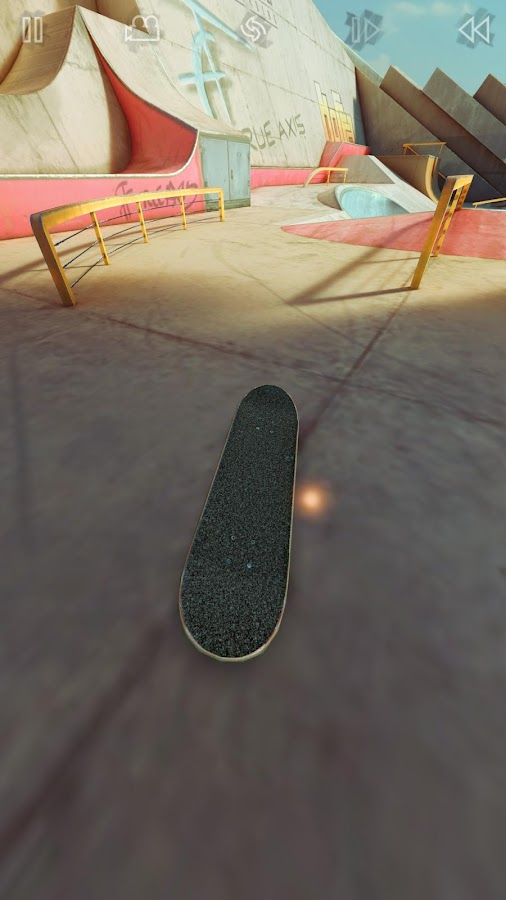 True Skate - screenshot