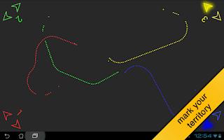 Screenshot of Kurves FREE: Achtung die Curve