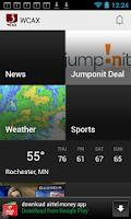 Screenshot of WCAX-TV Vermont's Own
