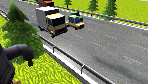 Asphault Traffic Race