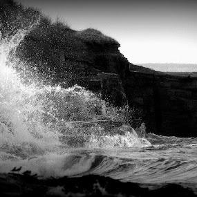 by Cheryll Duckworth - Black & White Landscapes