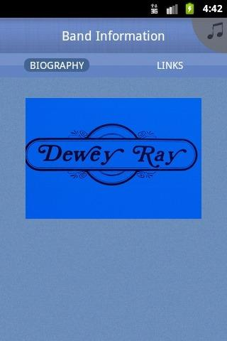 Dewey Ray - screenshot