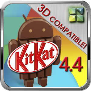 Next Launcher Theme KitKat 4.4 個人化 App LOGO-APP試玩