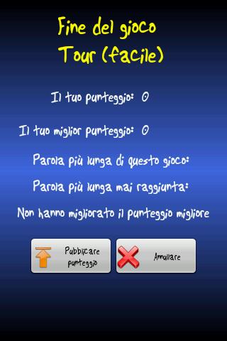 Letrix Italiano- screenshot