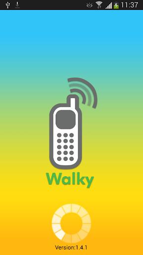 Walkyfone Dialer