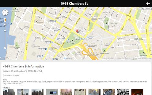 Landmark Finder - screenshot thumbnail