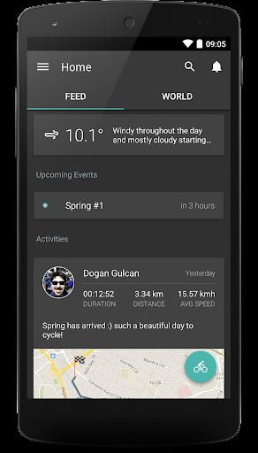 Paxira Cycling Tracker GPS