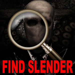 Find Slender Man Horror Puzzle for PC and MAC