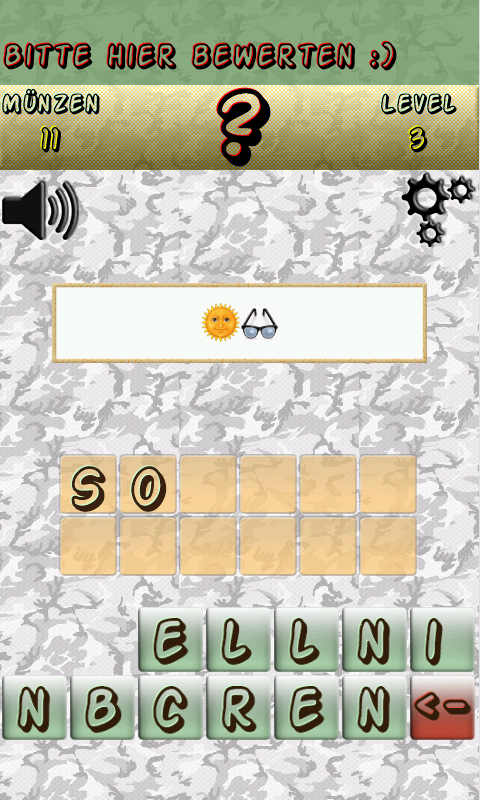 Emoji Word - screenshot