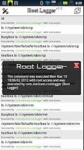 Root Logger Pro - screenshot thumbnail