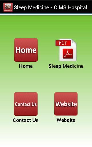 玩免費醫療APP|下載Sleep Medicine - CIMS Hospital app不用錢|硬是要APP