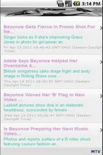 Beyonce Beyonce - screenshot thumbnail