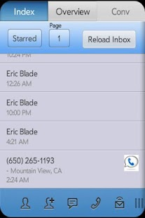 SynerGV- Google Voice™ SMS/Mgr - screenshot thumbnail