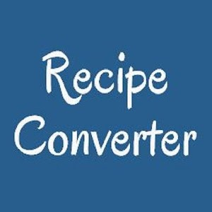 Recipe Converter app (apk) free download for Android/PC/Windows