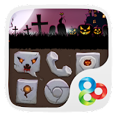 (SALE) Halloween Stone Theme
