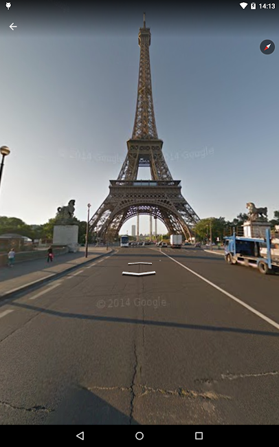 #15. Google Earth (Android)