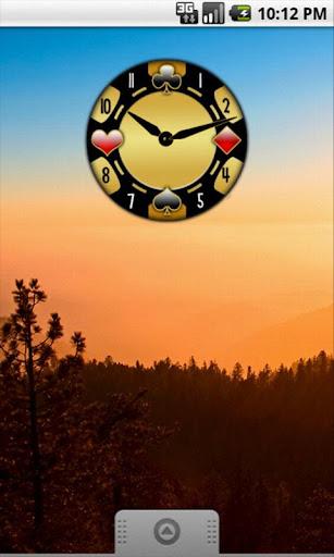 Poker Clock Widget