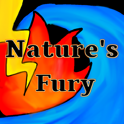 Nature's Fury LOGO-APP點子