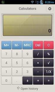 Voice Calculator+ - screenshot thumbnail