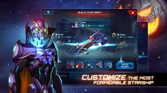 Galaxy Legend Screenshot 12