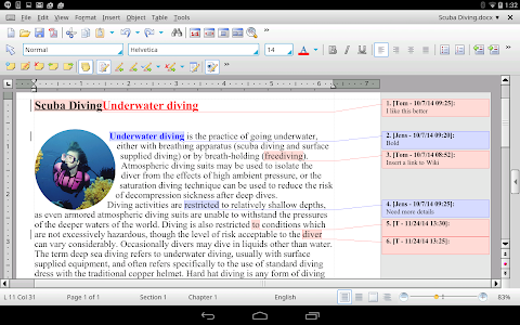Office HD: TextMaker FULL v2.0 build 16