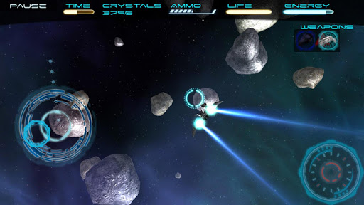 Space Rage 3D