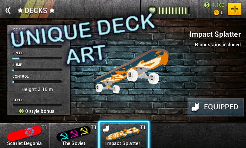 Boardtastic Skateboarding - screenshot