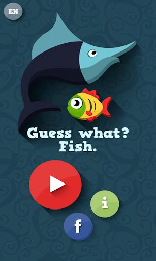 你猜怎麼著?魚