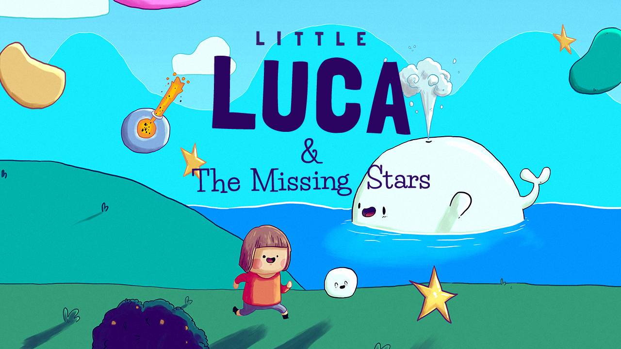 Little Luca: The Missing Stars - screenshot