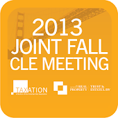 Joint Fall CLE Meeting 2013