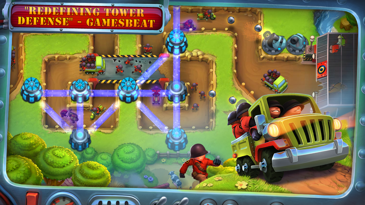 Fieldrunners 2- screenshot