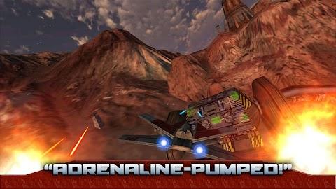 Alpha Squadron Screenshot 2