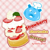 Strawberry Shortcake Dressup