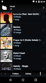 Poweramp Music Player (Trial) Screenshot 6